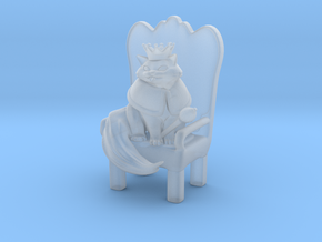 Cat Lord in Smooth Fine Detail Plastic