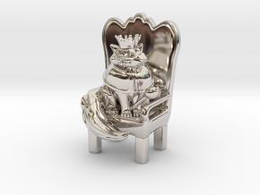 Cat Lord in Platinum