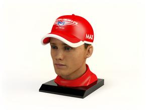 Max 1/4 Head Figure in Full Color Sandstone