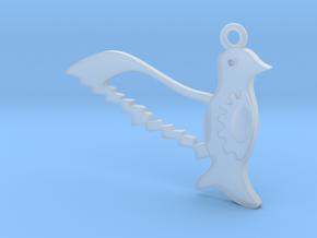 Bird's in Smooth Fine Detail Plastic