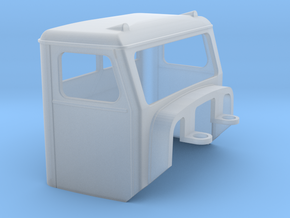 Truck Cab, Be-Ge 1080, fits Tekno Scania in Smooth Fine Detail Plastic