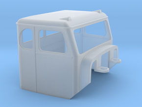 Truck Cab, Be-Ge 1450, fits Tekno Scania in Smooth Fine Detail Plastic