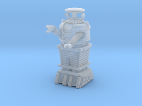 1:48th Scale 1.5 tall bot in Smooth Fine Detail Plastic