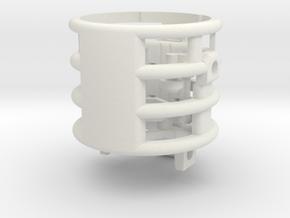 Windu Elite - Chamber (Part 3/8) in White Natural Versatile Plastic