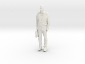 Printle C Homme 063 - 1/24 - wob in White Natural Versatile Plastic