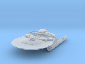 """Discovery timeline Miranda classII HvyCruiser 3.8"""" in Smooth Fine Detail Plastic"""