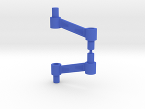 Stratastation Arm 2 in Blue Processed Versatile Plastic: Medium