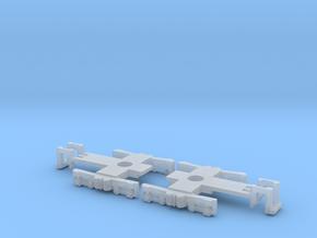 swp74 bogie-frame in Smooth Fine Detail Plastic