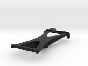 Saddle Mount Revised New in Black Natural Versatile Plastic