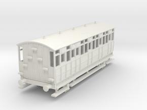 0-76-met-jubilee-saloon-coach-1 in White Natural Versatile Plastic