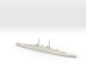 USS Merica (Tillman IV Design) 1/1800 in White Natural Versatile Plastic