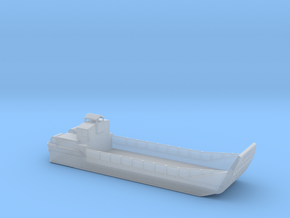 1/350 Scale British Mk 9 LCM L700 Class Waterline in Smooth Fine Detail Plastic