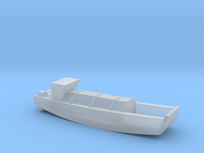 1/600 Scale British LCVP in Smooth Fine Detail Plastic
