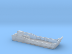 1/600 Scale British LCM Mk 10 Waterline in Smooth Fine Detail Plastic