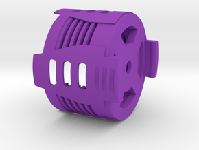 WS-Lite1-2 in Purple Processed Versatile Plastic