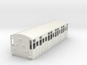 o-32bas-met-jubilee-saloon-coach-1 in White Natural Versatile Plastic