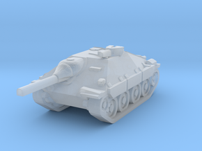 hetzer scale 1/160 in Smooth Fine Detail Plastic