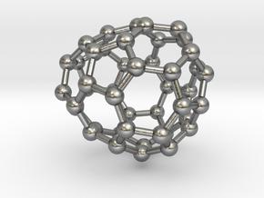 0680 Fullerene c44-52 c1 in Natural Silver