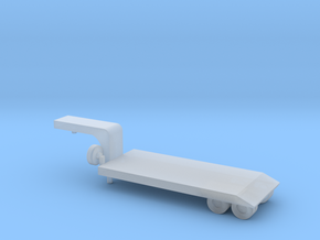 1/220 ScaleM173 Semitrailer Low Bed in Smooth Fine Detail Plastic
