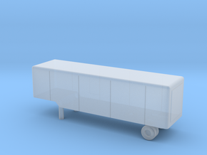 1/220 Scale M373 Trailer in Smooth Fine Detail Plastic