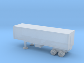 1/220 Scale M1006 Trailer in Smooth Fine Detail Plastic