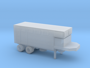 1/220 Scale M750 Trailer in Smooth Fine Detail Plastic