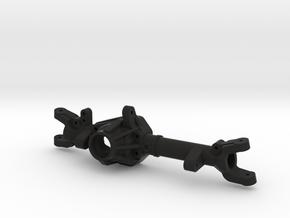 NC60 170mm Front Linked L Drop for RC4WD Gelande 2 in Black Natural Versatile Plastic