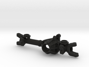 NC60 170mm Linked Front R Drop for GCM CMAX in Black Natural Versatile Plastic