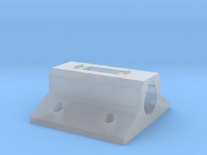 Laser Pointer Mount in Smooth Fine Detail Plastic