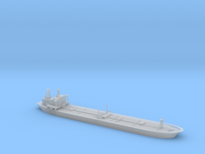 1/1800 Oil Tanker in Smooth Fine Detail Plastic