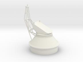 Falcon Heavy Camera Stand 1:64 in White Natural Versatile Plastic