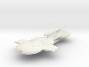 3788 Scale Gorn Tyrannosaurus Rex+ Dreadnought SRZ in White Natural Versatile Plastic