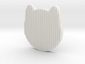 RiGattino in White Natural Versatile Plastic