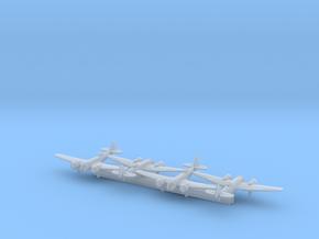Blenheim Mk IV w/Gear x4 (FUD) in Smooth Fine Detail Plastic: 1:600