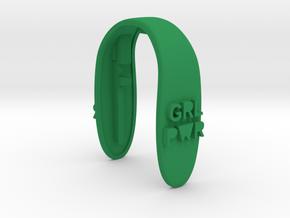 GRL PWR KEY FOB FOR MINI COOPER F MODELS in Green Processed Versatile Plastic