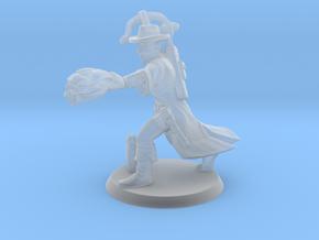 Half-elf necromancer demon-hunter crossbow  in Smooth Fine Detail Plastic