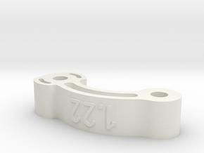 hub-arm-monster-v122 in White Natural Versatile Plastic