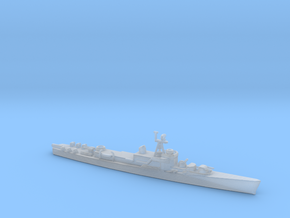 1/1800 Scale  USS Dealey class with Weapon Alpha in Smooth Fine Detail Plastic