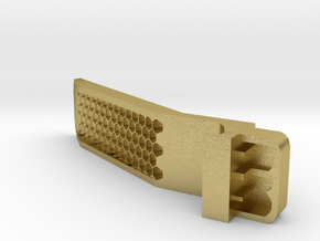 The Great Separator in Natural Brass