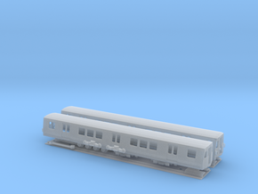 HO Scale Washington DC Metro 7000 (2) in Smooth Fine Detail Plastic