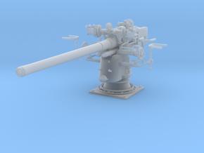 1/16 UBoot 8.8 cm SK C/35 Naval Deck Gun in Smooth Fine Detail Plastic