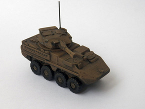 Stryker Dragoon 30 mm RWS esc: 1/160 in Smooth Fine Detail Plastic