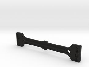 Lock Down Plate for Phantom 4 Drone Tripod Mount A in Black Natural Versatile Plastic