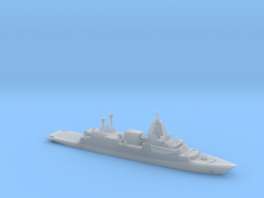 Hunter Class Frigate in Smooth Fine Detail Plastic: 1:600