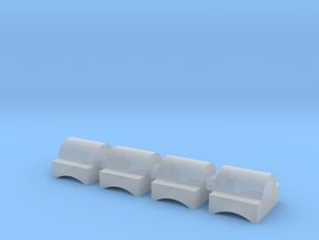 concave nub set in Smoothest Fine Detail Plastic