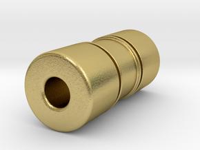 TTstd070X in Natural Brass