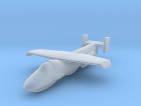 (1:285) Heinkel He P.1077 Julia II in Smooth Fine Detail Plastic