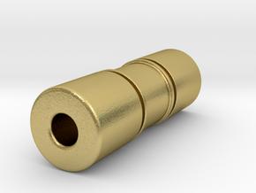 HOstd070X in Natural Brass