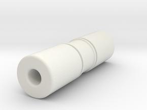 S-n36055X in White Natural Versatile Plastic