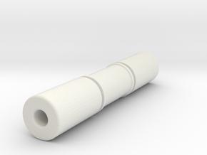 O-std083X in White Natural Versatile Plastic